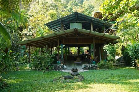 Casa Aire Libre, Dos Brazos de Rio Tigre