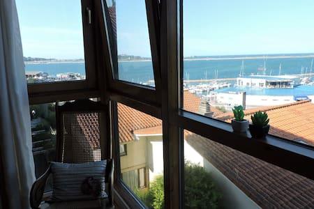 Piso vistas panorámicas al mar, junto Golf Pedreña - Pedreña