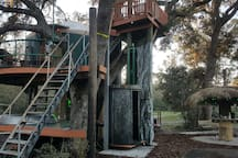 Also available on property   The Tree House  is also available on the same property. https://www.airbnb.com/rooms/19796759?s=67&shared_item_type=1&virality_entry_point=1&sharer_id=13885996