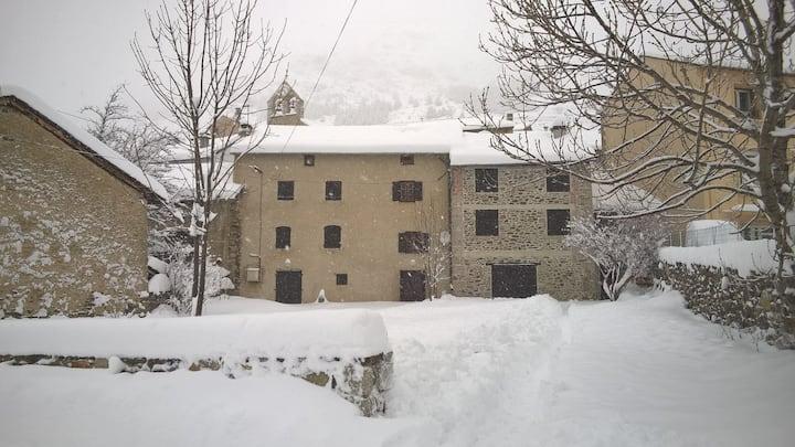 Près de l'Andorre, maison à Porté-Puymorens