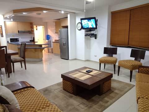 Apartamento de lujo 3BR/3BATH-Fenix5B totalmente equipado