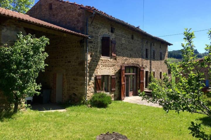 A charming stay in Les Vialettes