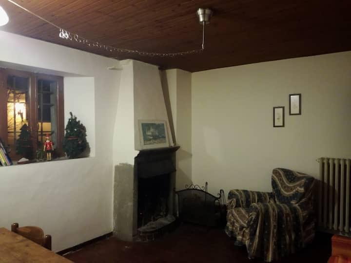 Camera rustica nel cuore di Sestola