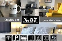 Studio Room 03 at No57 - Superior En-Suite Twin Room