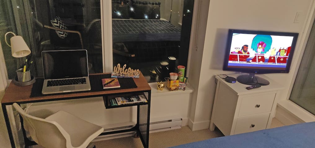 Hotel-like Private Room Next to SkyTrain