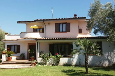 Villa Serena, 10-13 minuti a piedi dalla spiaggia