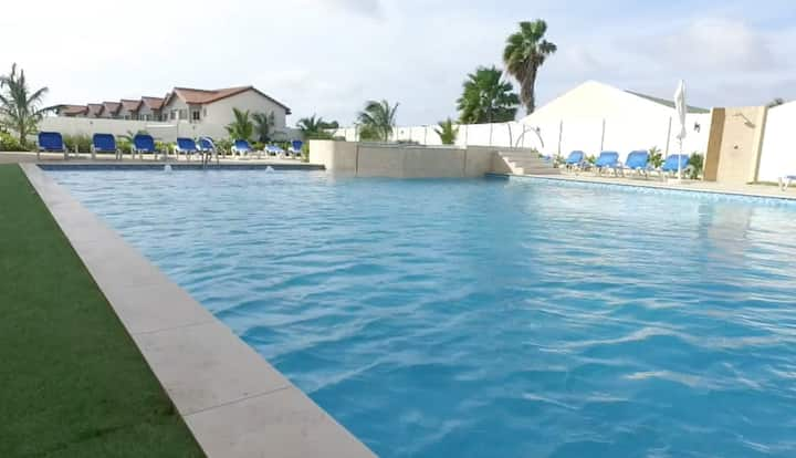 Aruba Palm Beach New Apartment