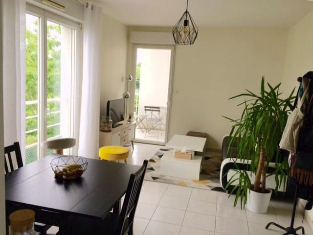 Appartement T2 lumineux - Beaujoire