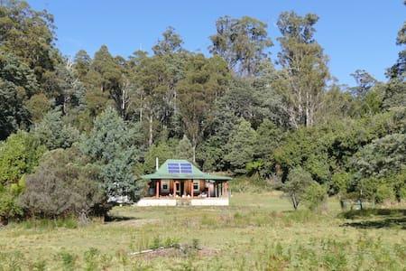 The Little Big House - Jackeys Marsh