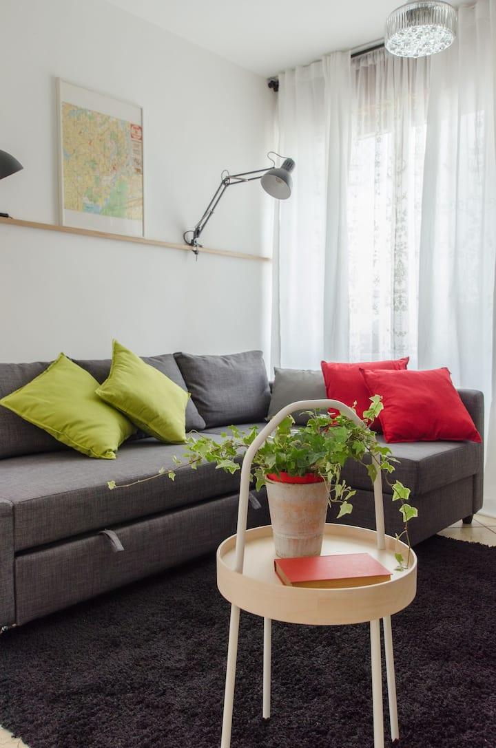Grazioso appartamento  (C.I.R. 017179-CNI-00257)