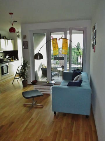 Clean and Cosy 1 Bedroom Apartment - Frankfurt - Appartement