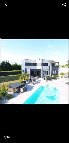 Belle villa à proximité 24H du Mans