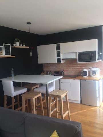 T2 Choisy le roi - Choisy-le-Roi - Lägenhet