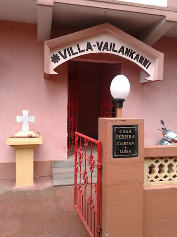 Villa Velankanni - Ground Floor Apartment
