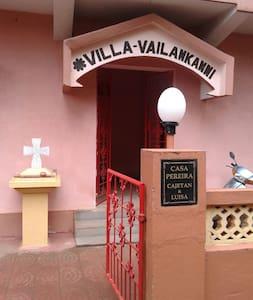 Villa Velankanni - Ground Floor Apartment