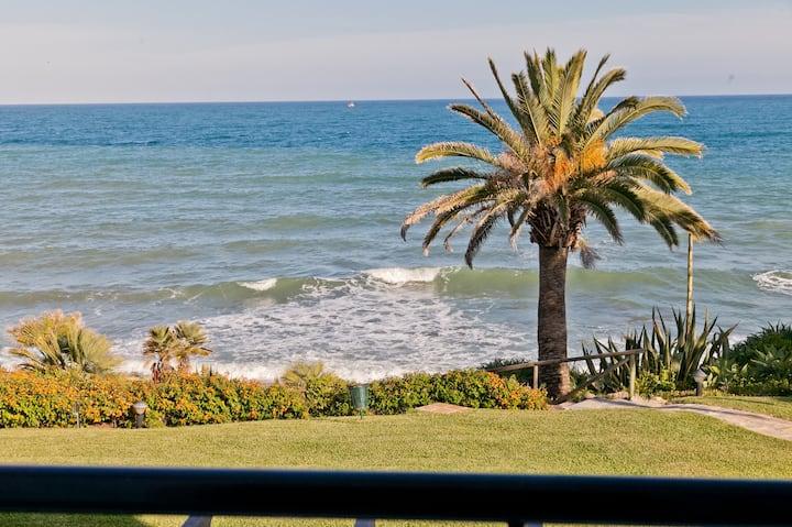 Townhouse, Beachfront   Casa Clarisa