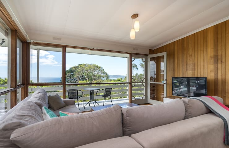 Bayside Escape - Amazing views of the bay and city - Dromana - Rumah