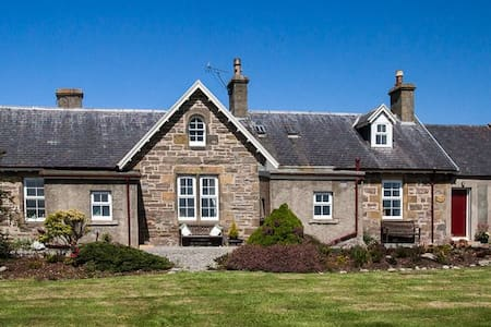 Rowan Cottage, cosy rural retreat in the Highlands - Inverness - Dům