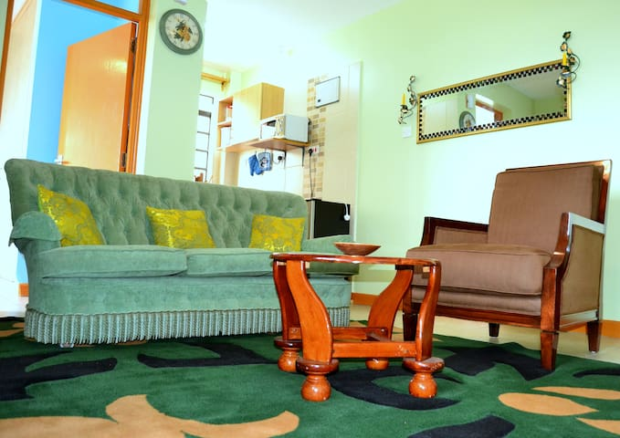 Cozy home @ Loneview Apartments 10mins from JKIA