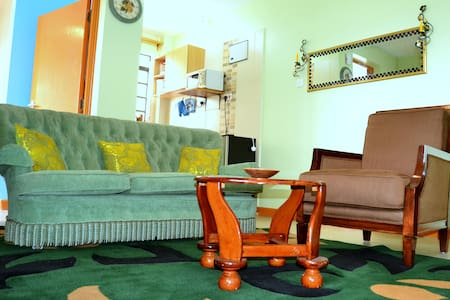 Cozy home @ Loneview Apartments 10mins from JKIA - Nairobi