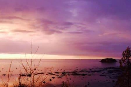 Le berceau de la mer - Rimouski - 牧人小屋