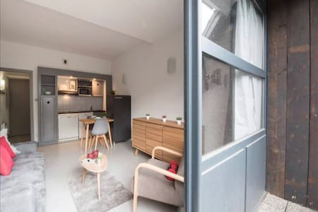 Studio 2 pers - St Lary Village - Le Royal Milan