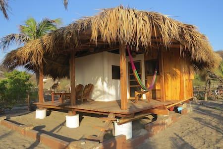 Cabana La BELLESA playa Mermejita Mazunte - Oaxaca - Srub
