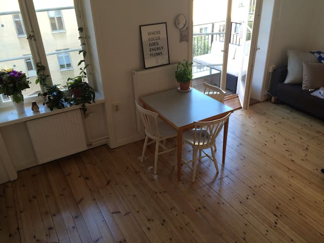 Central located apartment in Stockholm city - Sztokholm - Apartament