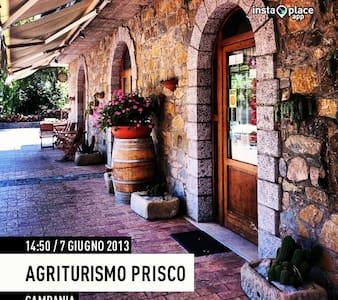 Casa Prisco - Agriturismo - San Mauro La Bruca - Bed & Breakfast