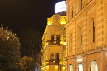 centr tbilisi nata apartament