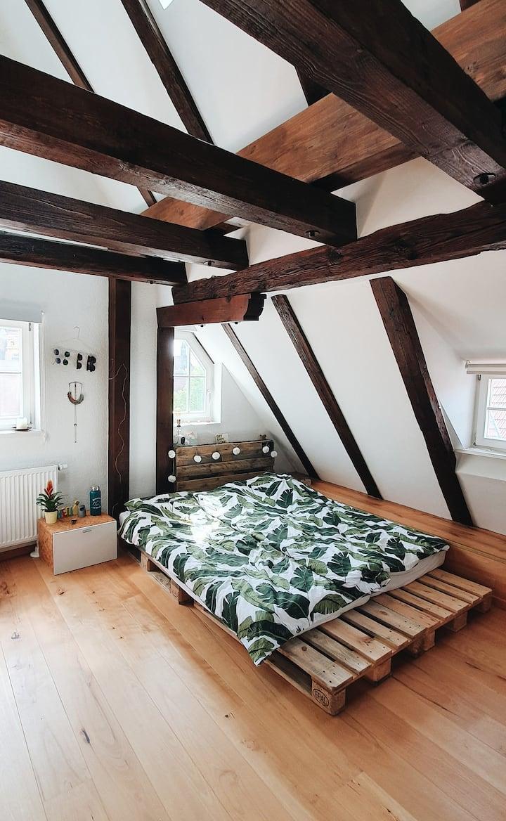 Maisonette-Wohnung im Herzen Esslingens