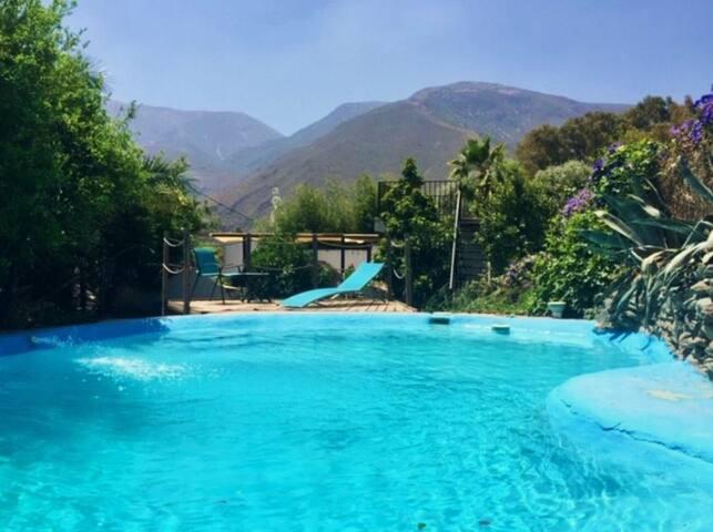 Casa del Sol - Delightful, tranquil cortijo w/pool