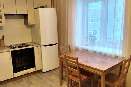 Уютная 2-х комнатная квартира - Velikiy Novgorod - 公寓