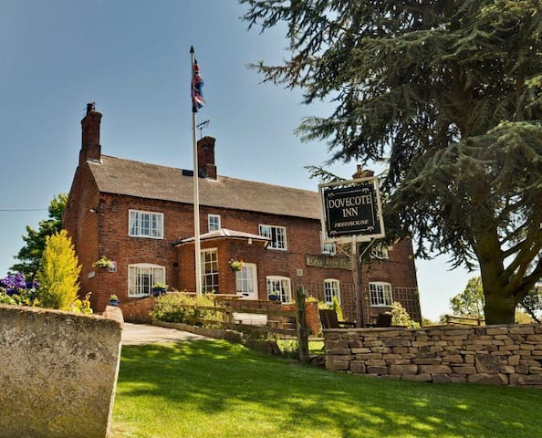 The Dovecote Inn - Laxton - Nottinghamshire - Pousada