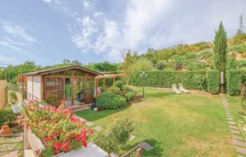 Romantique Casa Sole Depàndance avec piscine privée