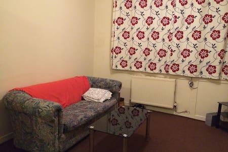 Nice cosy flat close to Glasgow city centre - Apartamento
