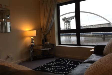 lovely room & Great night view