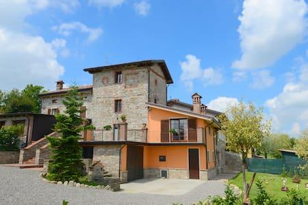 Casa del '700 sulla valle più bella del mondo - Bassano Sotto
