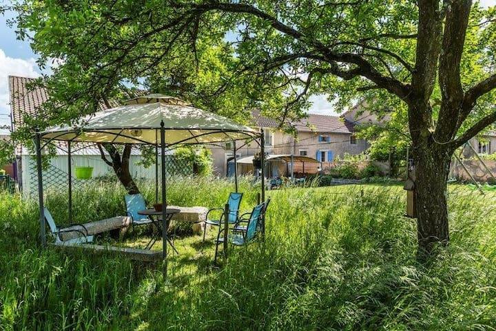 Au coin des jardins, Gîte 8/10 personnes - Fresnes-en-Woëvre