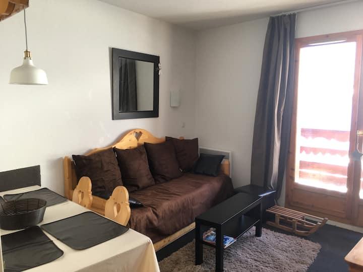 Bliss Appartement Risoul avec piscine intérieure