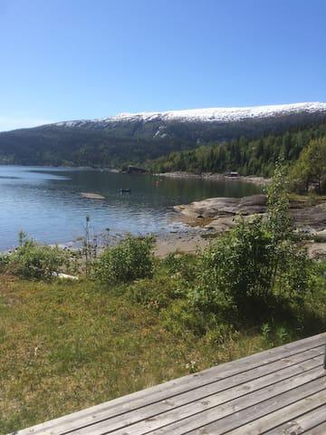 Alterskjær - Rana - Blockhütte