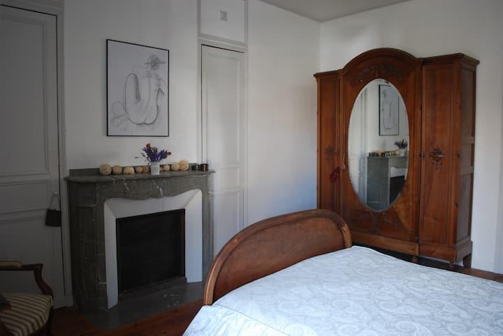 Chambre romantique dans les Corbières
