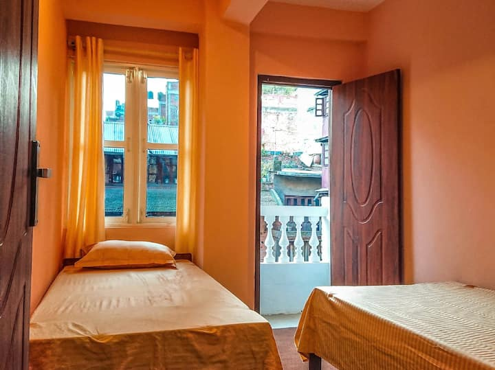 Twin Bed Room 1 - Durbar Square Backpackers Inn