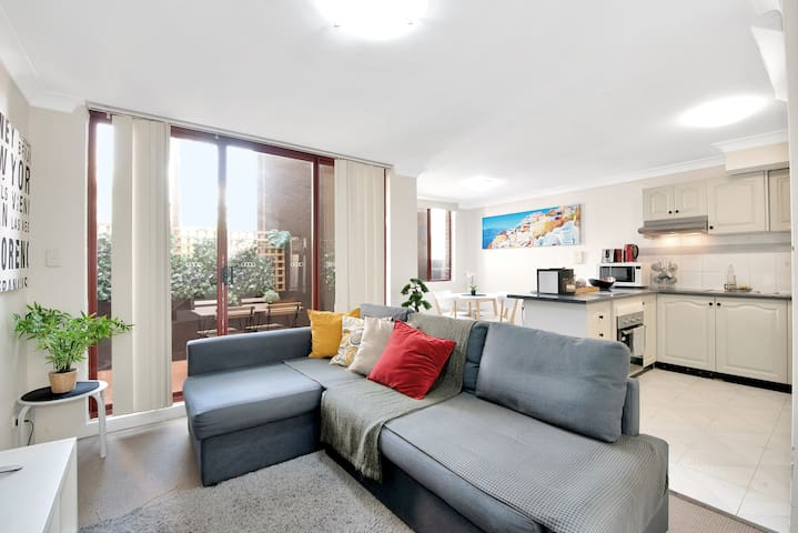 Beautiful apartment in Central