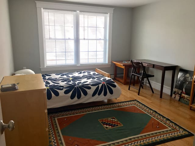 Comfortable welcoming home close to Alewife - Arlington - Apartment