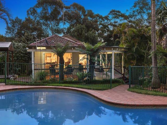 Beautiful 5 bedroom home Sydneys Upper North Shore