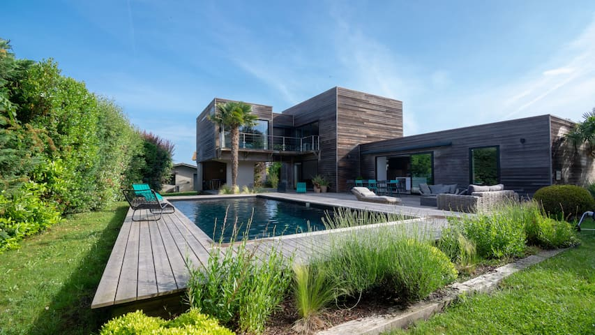 La Villa  Bleue Océane Classée 5 étoiles