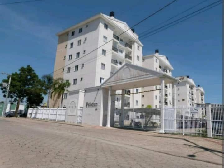 Beto Carrero + Praia =Condomínio Palladium Penha.