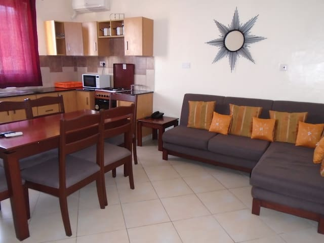 Pawenzi Serviced Apartment