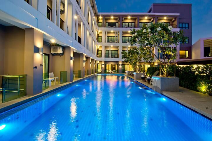 Hotel J  Residence Pattaya